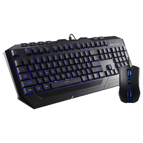 Les packs clavier/souris gamer