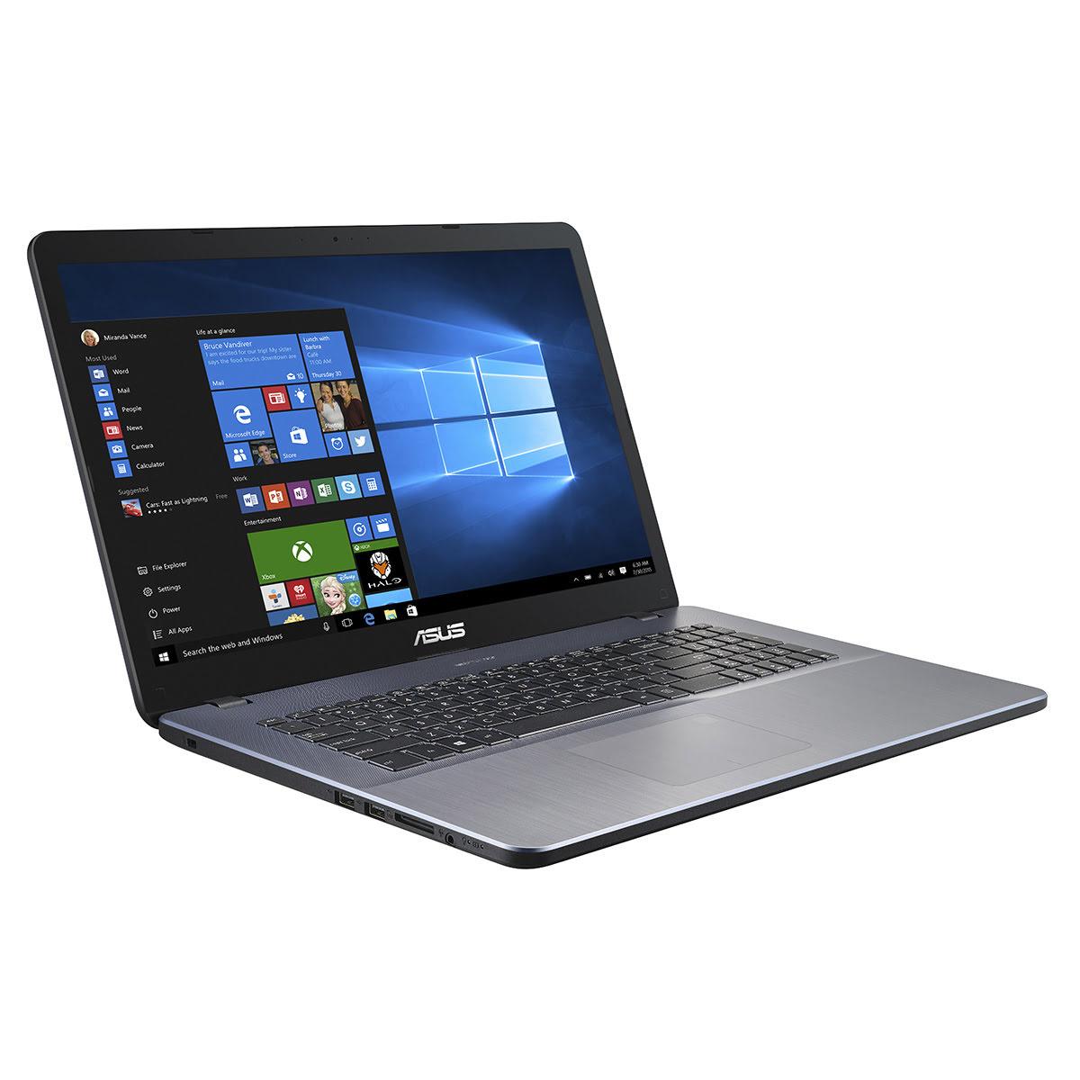 Vivobook 17 X705UF-GC119T  (90NB0IE1-M01500) - Achat / Vente PC portable sur Picata.fr - 0