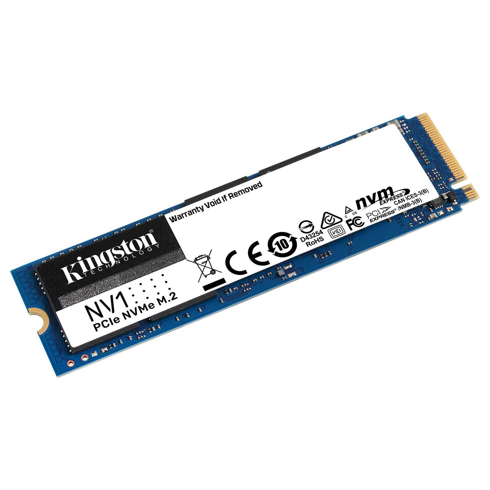 500Go SSD M.2 NVMe - SNVS/500G - NV1 (SNVS/500G) - Achat / Vente Disque SSD sur Picata.fr - 0