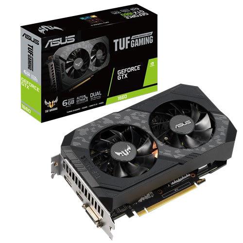 TUF Gaming GeForce GTX 1660 SUPER 6GB TUF-GTX1660S-6G-GAMING (90YV0DT3-M0NA00) - Achat / Vente Carte graphique sur Picata.fr - 0