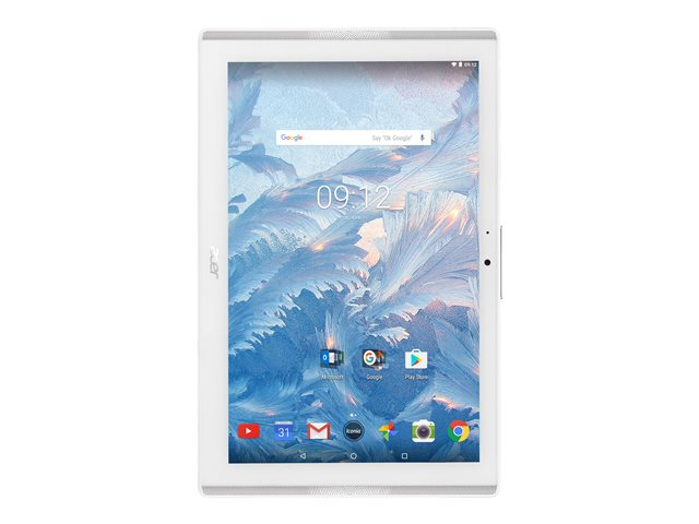 "Iconia One 10"" B3-A40-K8WA  32Go blanc (NT.LDPEE.003) - Achat / Vente Tablette tactile sur Picata.fr - 5"