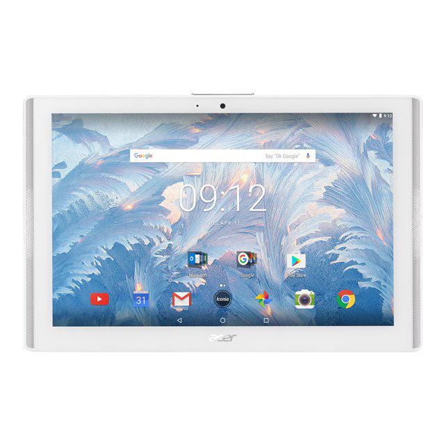 "Iconia One 10"" B3-A40-K8WA  32Go blanc (NT.LDPEE.003) - Achat / Vente Tablette tactile sur Picata.fr - 0"