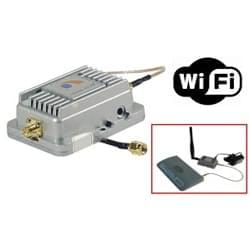 Booster de gain Wifi 100mW jusqu'à 17dBi (302297) - Achat / Vente Réseau divers sur Picata.fr - 0