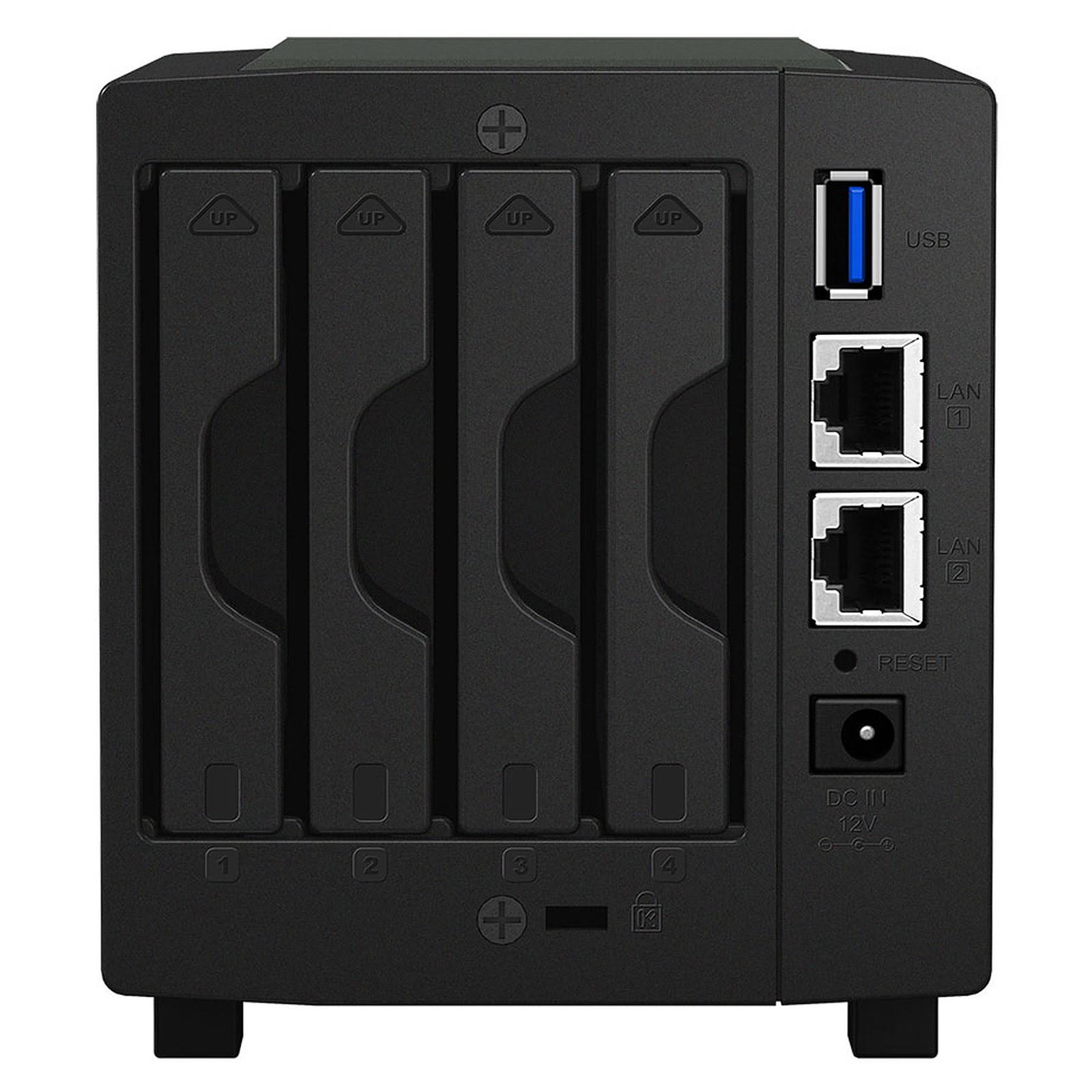 DiskStation DS419slim (DS419SLIM) - Achat / Vente Serveur NAS sur Picata.fr - 1