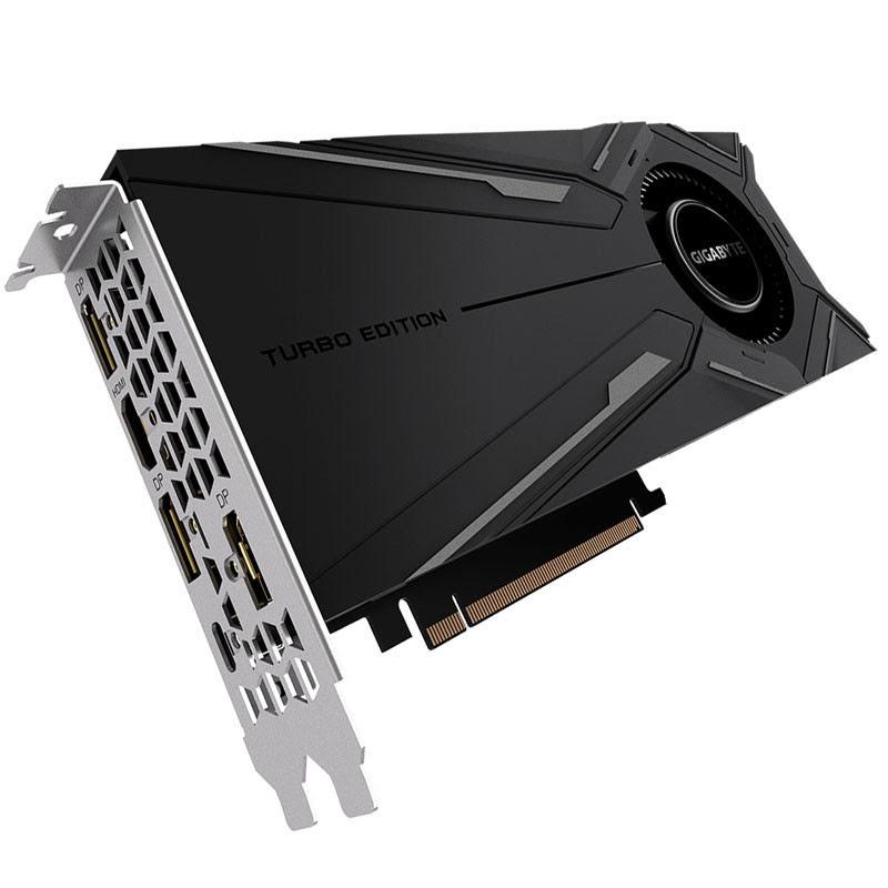 GeForce RTX 2080 Ti Turbo 11G (GVN208TT-00-G) - Achat / Vente Carte graphique sur Picata.fr - 1
