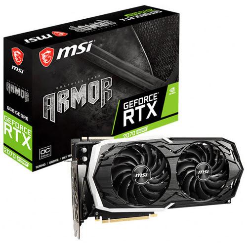 GeForce RTX 2070 SUPER ARMOR OC (912-V373-282 --) - Achat / Vente Carte graphique sur Picata.fr - 0