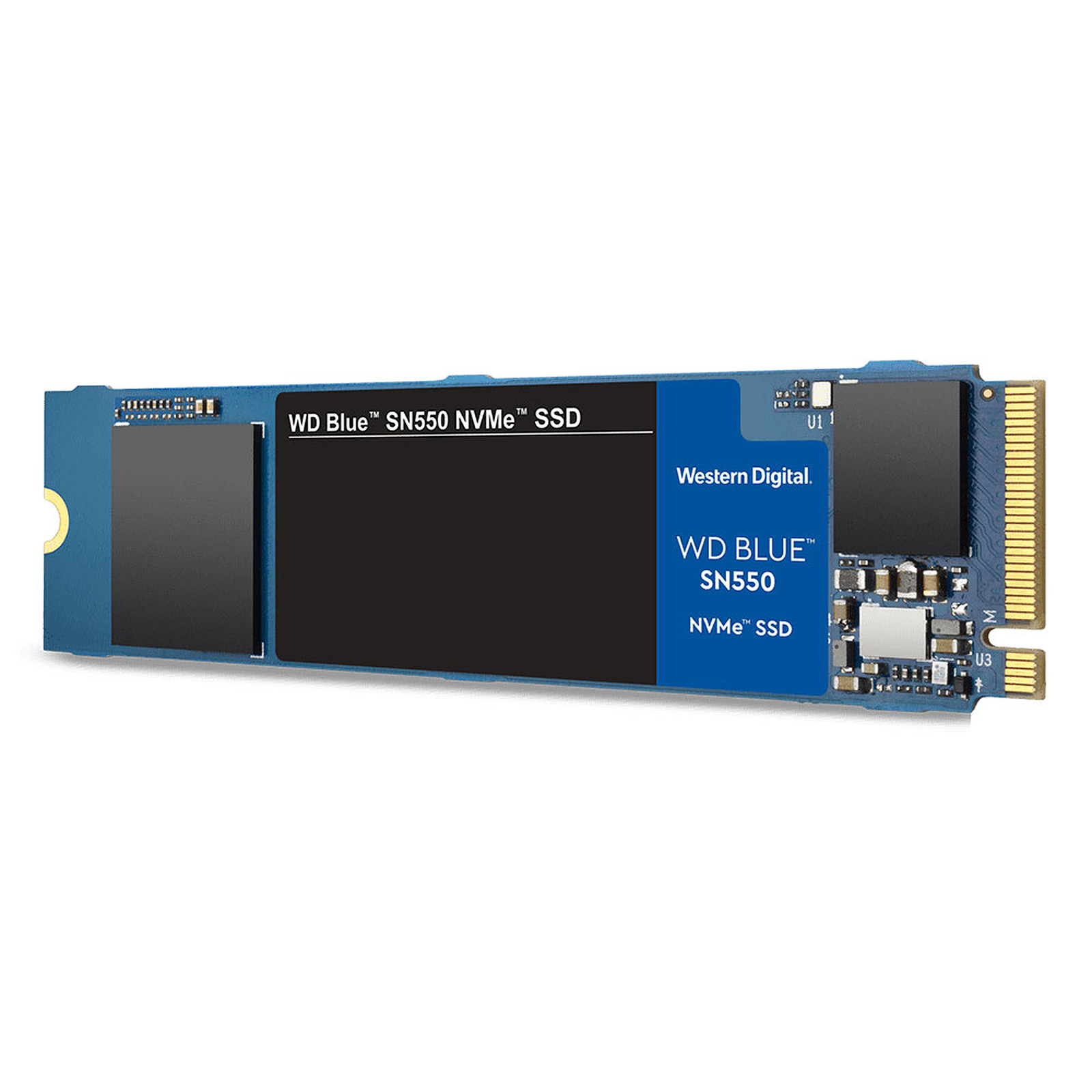 500Go BLUE NVMe M.2 - WDS500G2B0C (WDS500G2B0C) - Achat / Vente Disque SSD sur Picata.fr - 0