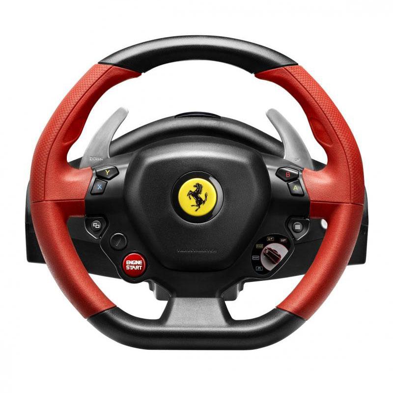 Ferrari F458 Spider Racing Wheel (4460105) - Achat / Vente Périphérique de jeu sur Picata.fr - 2