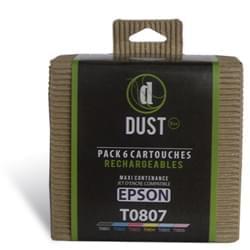 DUST Eco Cartouche rechargeable MAGASIN EN LIGNE Cybertek