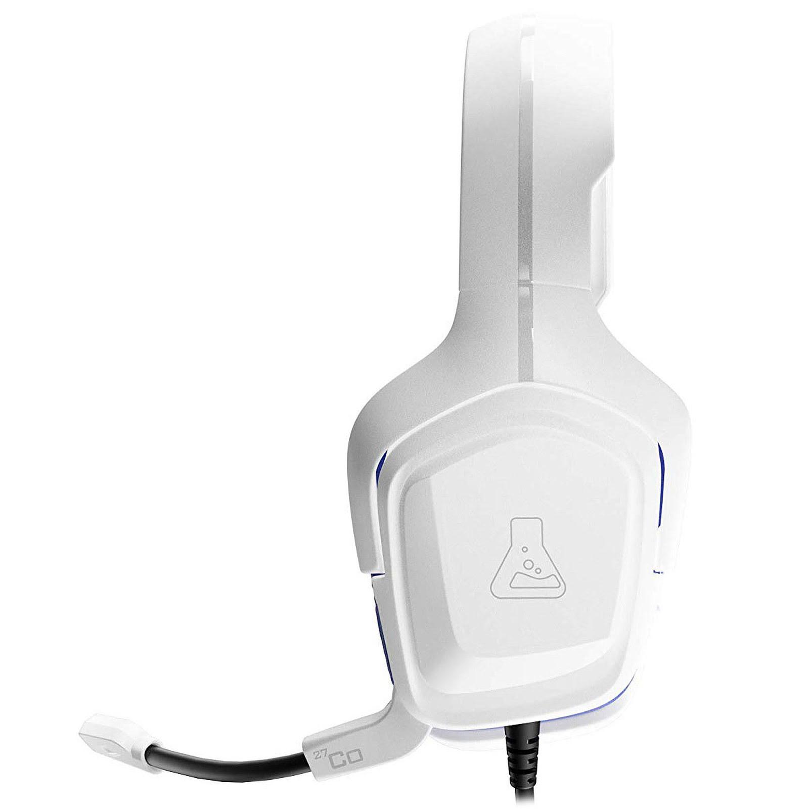 KORP COBALT Blanc (KORP-COBALT-W) - Achat / Vente Micro-casque sur Picata.fr - 1