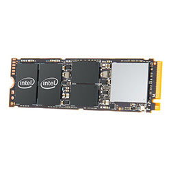 image produit Intel 512Go NVMe M.2 - 760P Picata