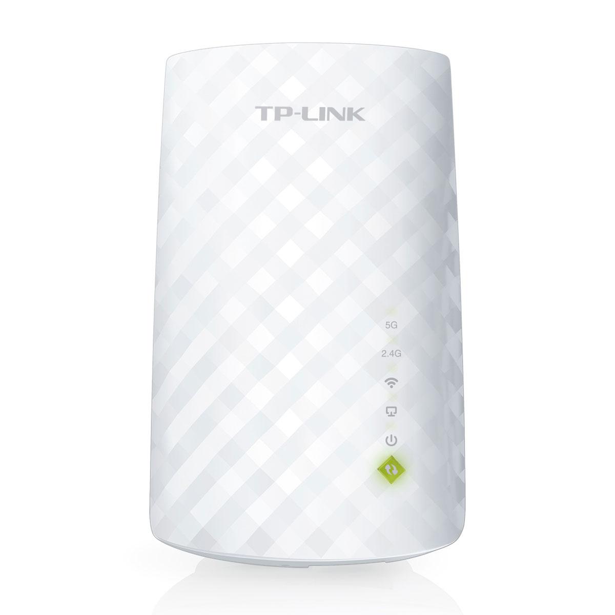 Point d'accès et Répéteur WiFi TP-Link RE200 AC750 WiFi Range Extender (RE200) - Achat / Vente Point d'accès et Répéteur WiFi sur Picata.fr - 1
