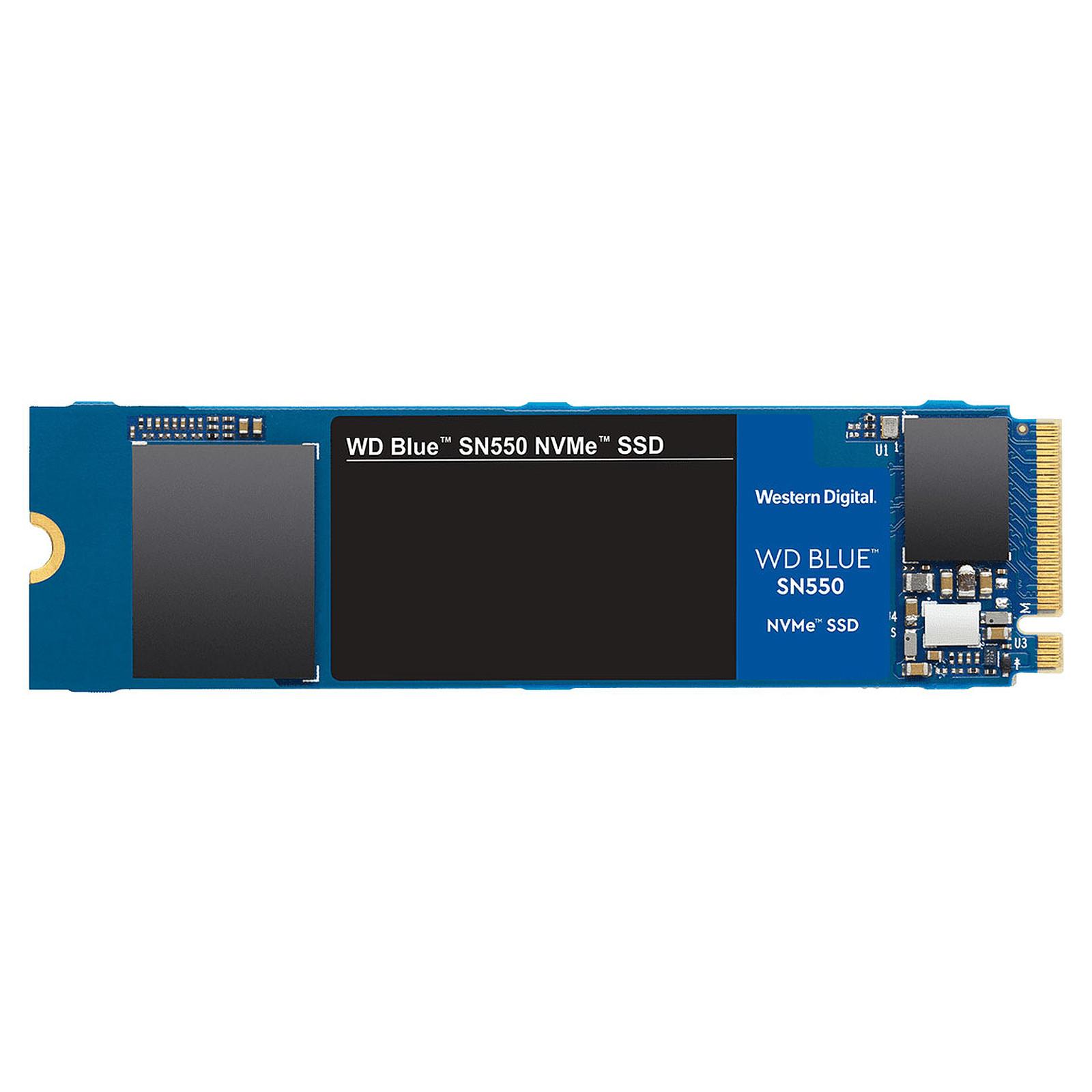 500Go BLUE NVMe M.2 - WDS500G2B0C (WDS500G2B0C) - Achat / Vente Disque SSD sur Picata.fr - 1