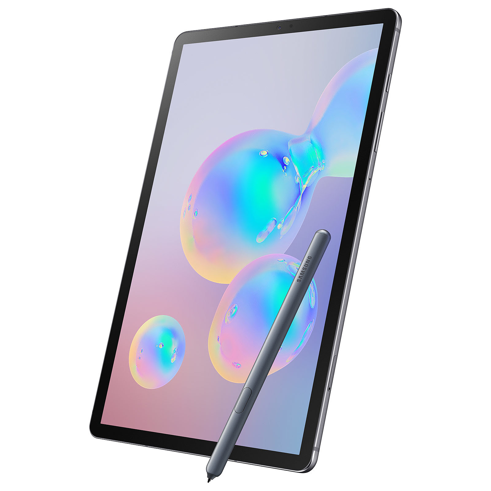 Galaxy Tab S6 Gris Titane 256Go (SM-T860NZALXEF) - Achat / Vente Tablette tactile sur Picata.fr - 0