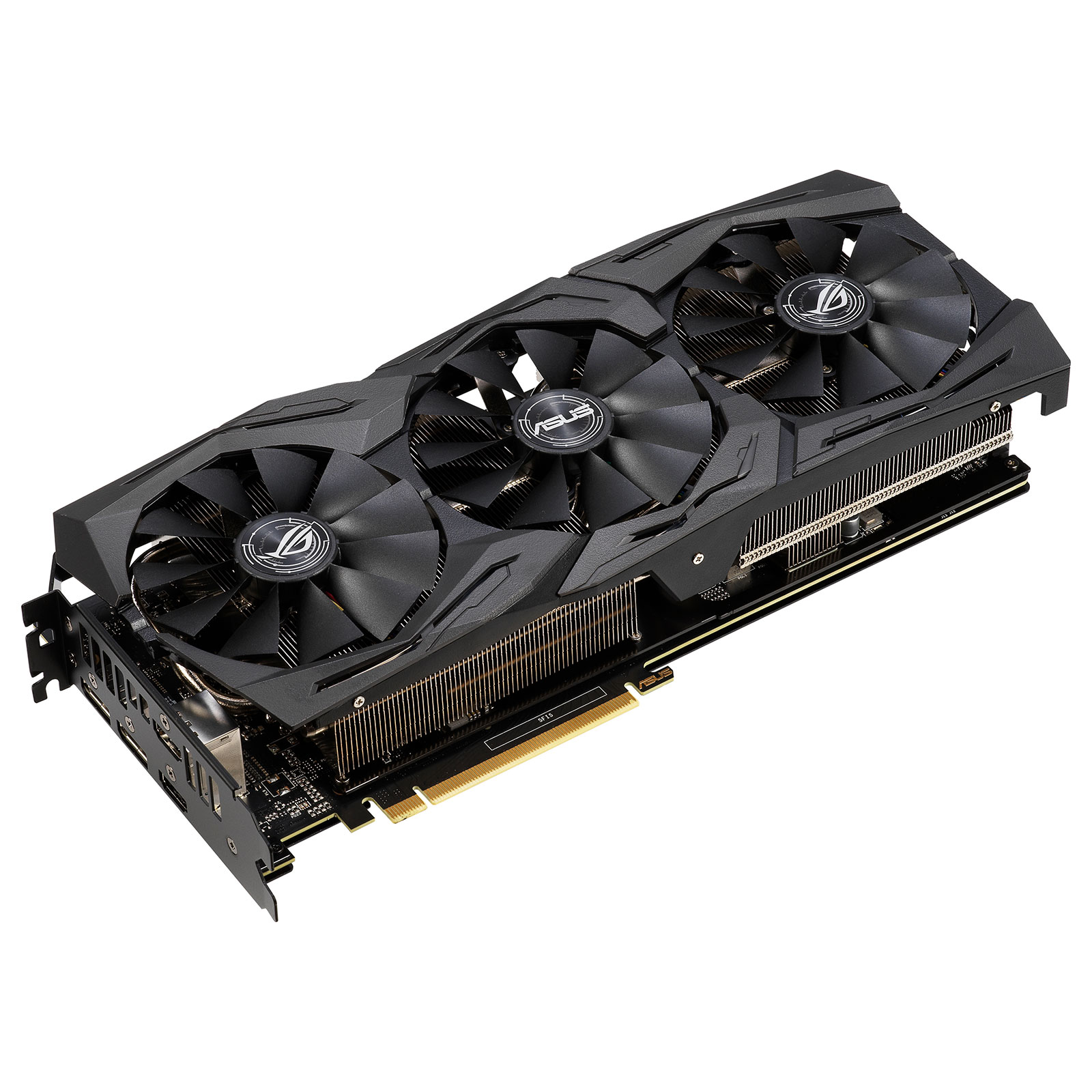ROG Strix GeForce RTX 2060 OC Edition 6GB GDDR6 (90YV0CI0-M0NA00) - Achat / Vente Carte graphique sur Picata.fr - 3