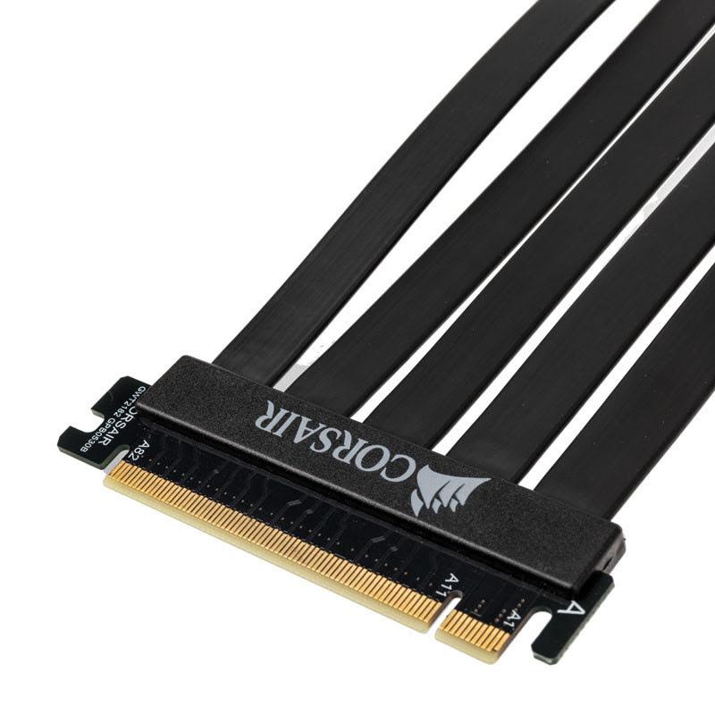 PCI-E 3.0 16X Riser Cable 30cm - CC-8900419 (CC-8900419) - Achat / Vente Accessoire carte graphique sur Picata.fr - 1