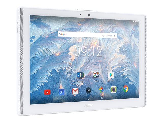 "Iconia One 10"" B3-A40-K8WA  32Go blanc (NT.LDPEE.003) - Achat / Vente Tablette tactile sur Picata.fr - 3"