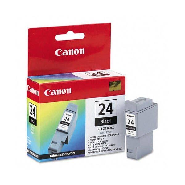 Consommable imprimante Canon Cartouche BCI 24 Noire (6881A002) - Achat / Vente Consommable imprimante sur Picata.fr - 0