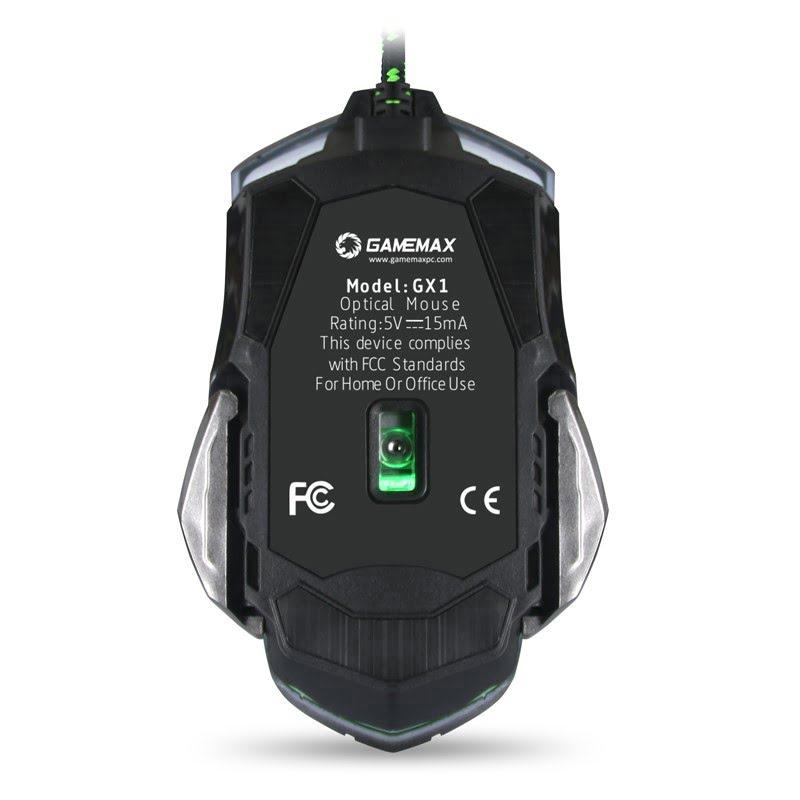GX-1 Gaming Mouse (GX-1) - Achat / Vente Souris PC sur Picata.fr - 1
