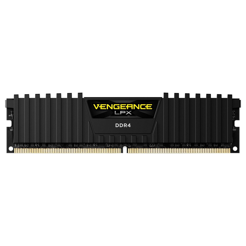 Mémoire PC Corsair 4Go DDR4 2400MHz PC19200 (CMK4GX4M1A2400C16) - Achat / Vente Mémoire PC sur Picata.fr - 0