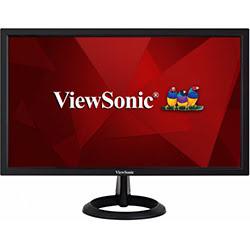 """image produit ViewSonic VA2261-6 - 22"""" LED/5ms/FHD/DVI/Black Picata"""