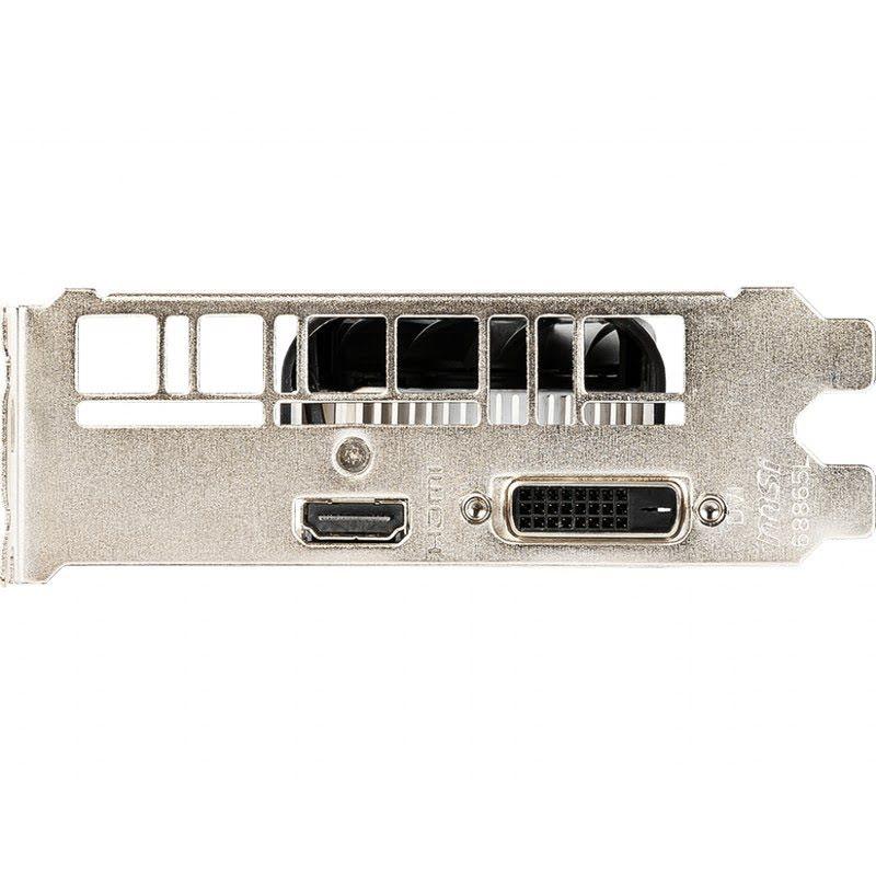 GeForce GTX 1650 4GT LP OC (912-V809-3287) - Achat / Vente Carte graphique sur Picata.fr - 1