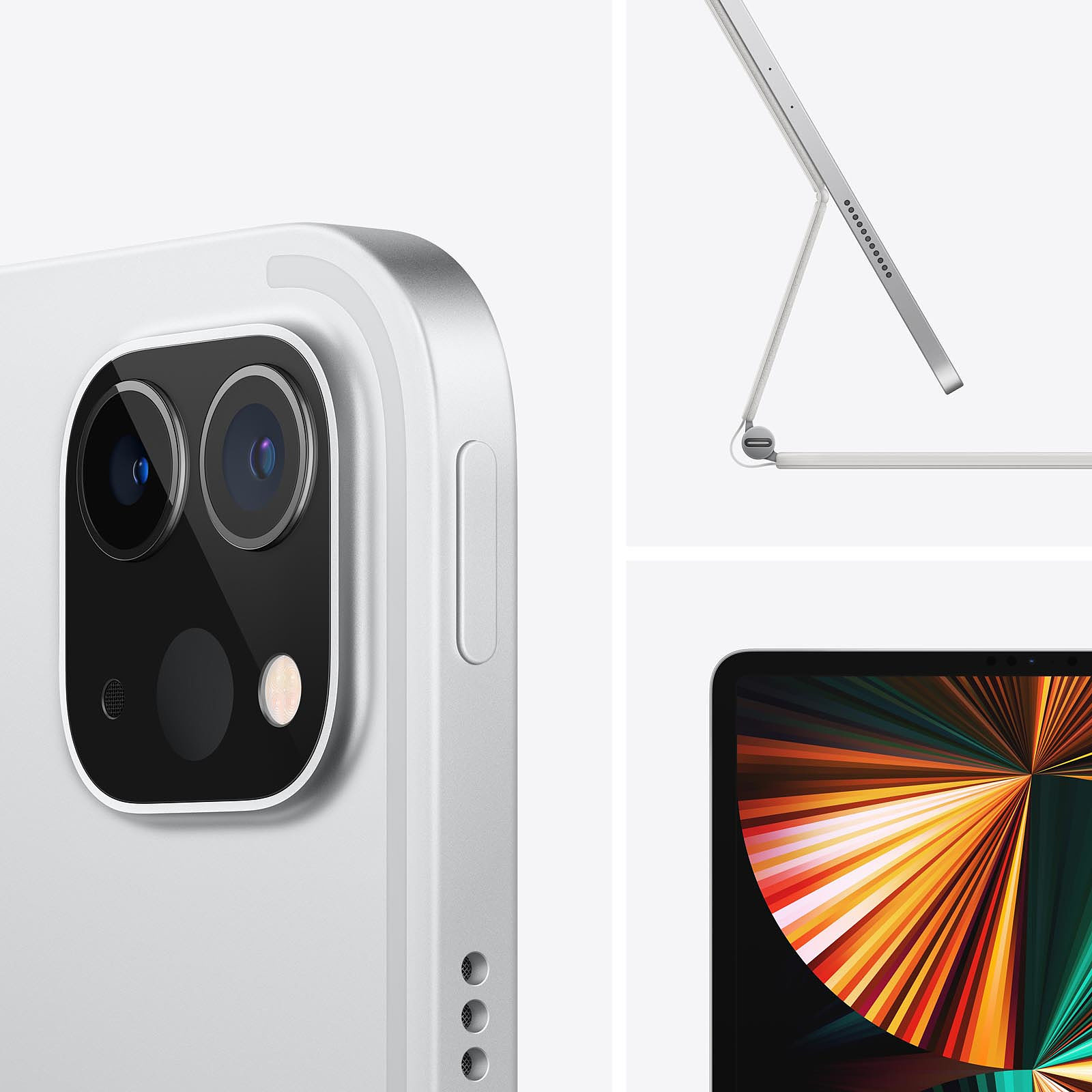 """iPad Pro 11"""" WiFi 256Go Gris Sidéral - MHQU3NF/A  (MHQU3NF/A) - Achat / Vente Tablette tactile sur Picata.fr - 3"""