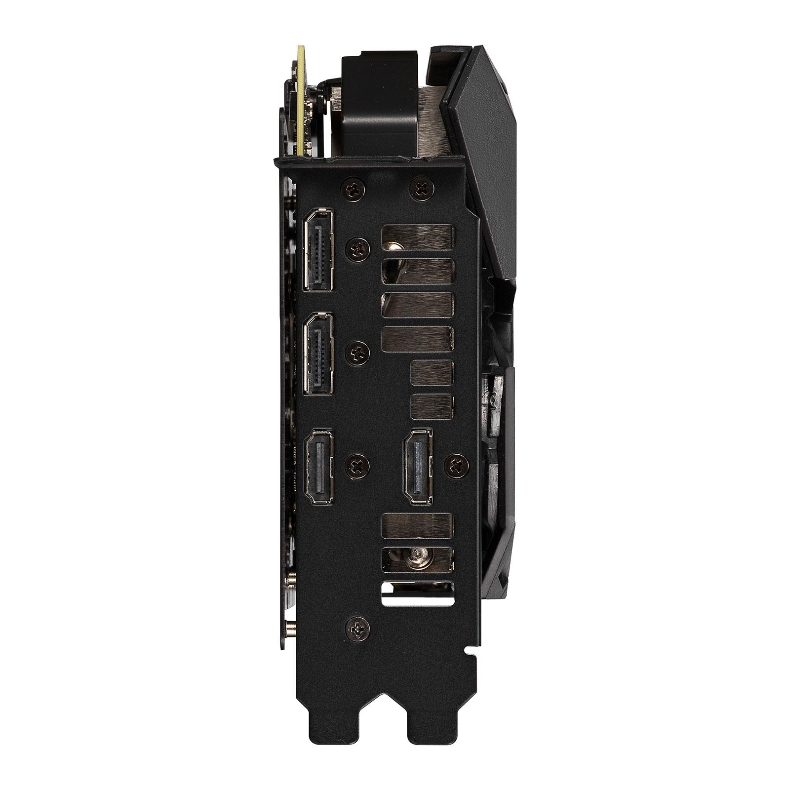 ROG Strix GeForce RTX 2060 OC Edition 6GB GDDR6 (90YV0CI0-M0NA00) - Achat / Vente Carte graphique sur Picata.fr - 1