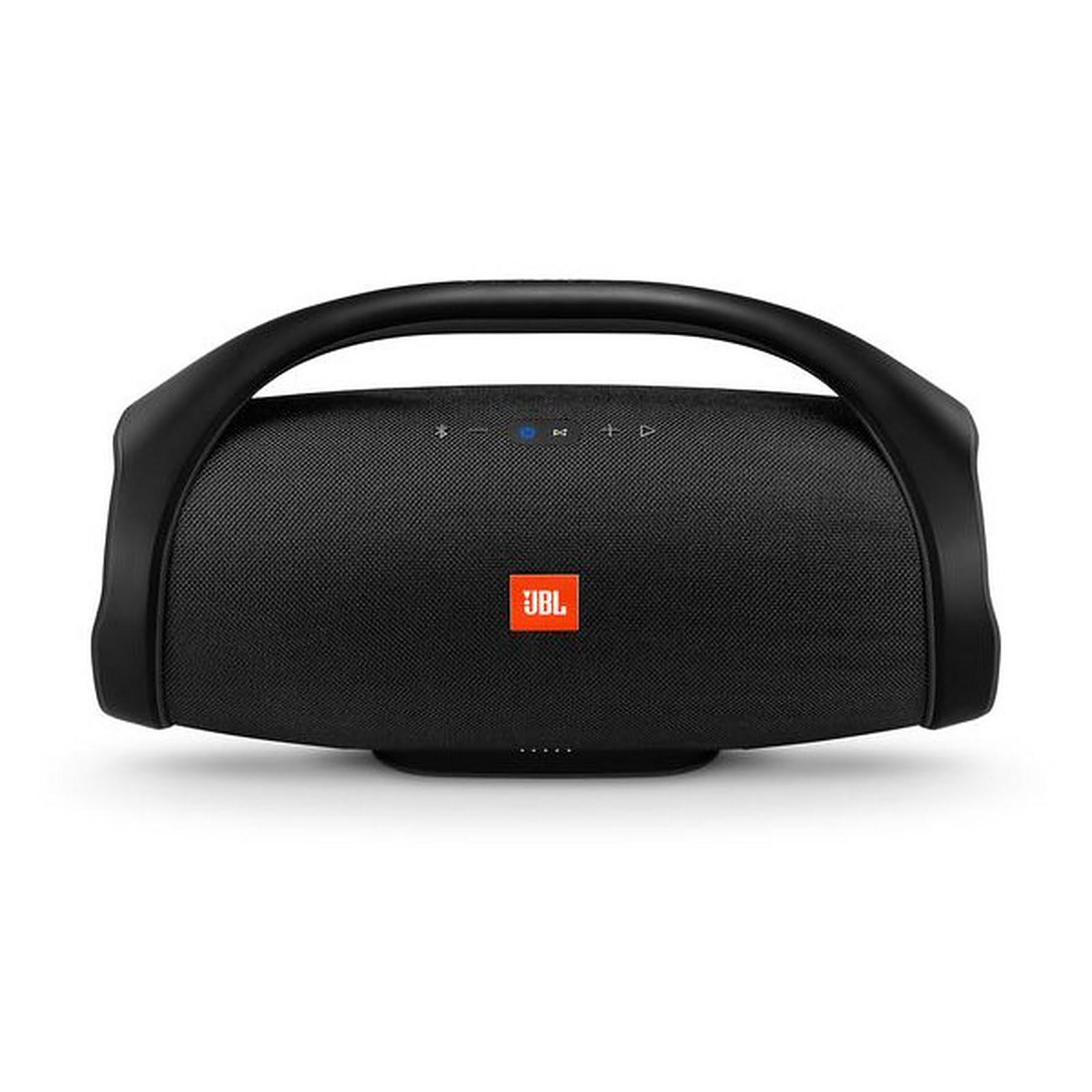 Boombox - Noir (JBLBOOMBOXBLKEU) - Achat / Vente Enceinte PC sur Picata.fr - 3