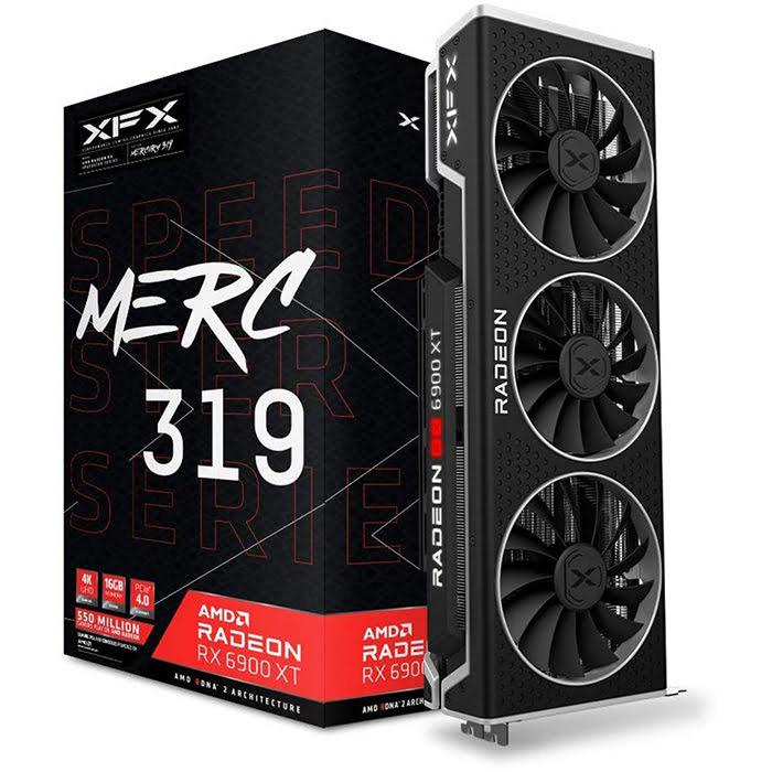 SPEEDSTER MERC 319 RX RADEON 6900 XT 16GB  (RX69XTACSD9) - Achat / Vente Carte graphique sur Picata.fr - 0