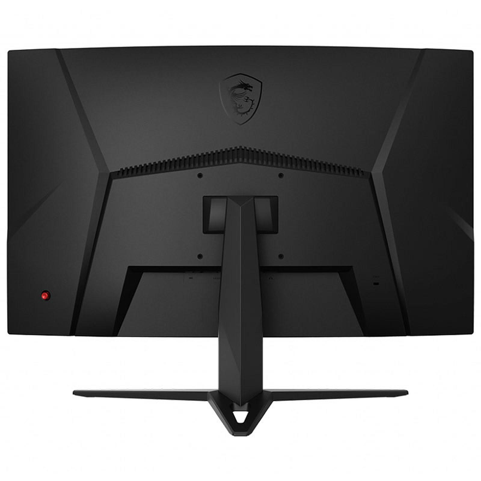 """OPTIX G32C4 - 31.5"""" Incurvé/1ms/FHD/165Hz/FS/DP (9S6-3DA61T-007) - Achat / Vente Ecran PC sur Picata.fr - 1"""