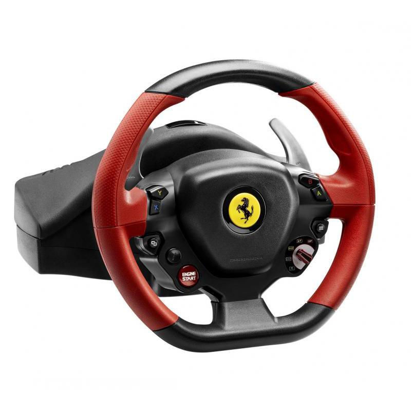 Ferrari F458 Spider Racing Wheel (4460105) - Achat / Vente Périphérique de jeu sur Picata.fr - 3