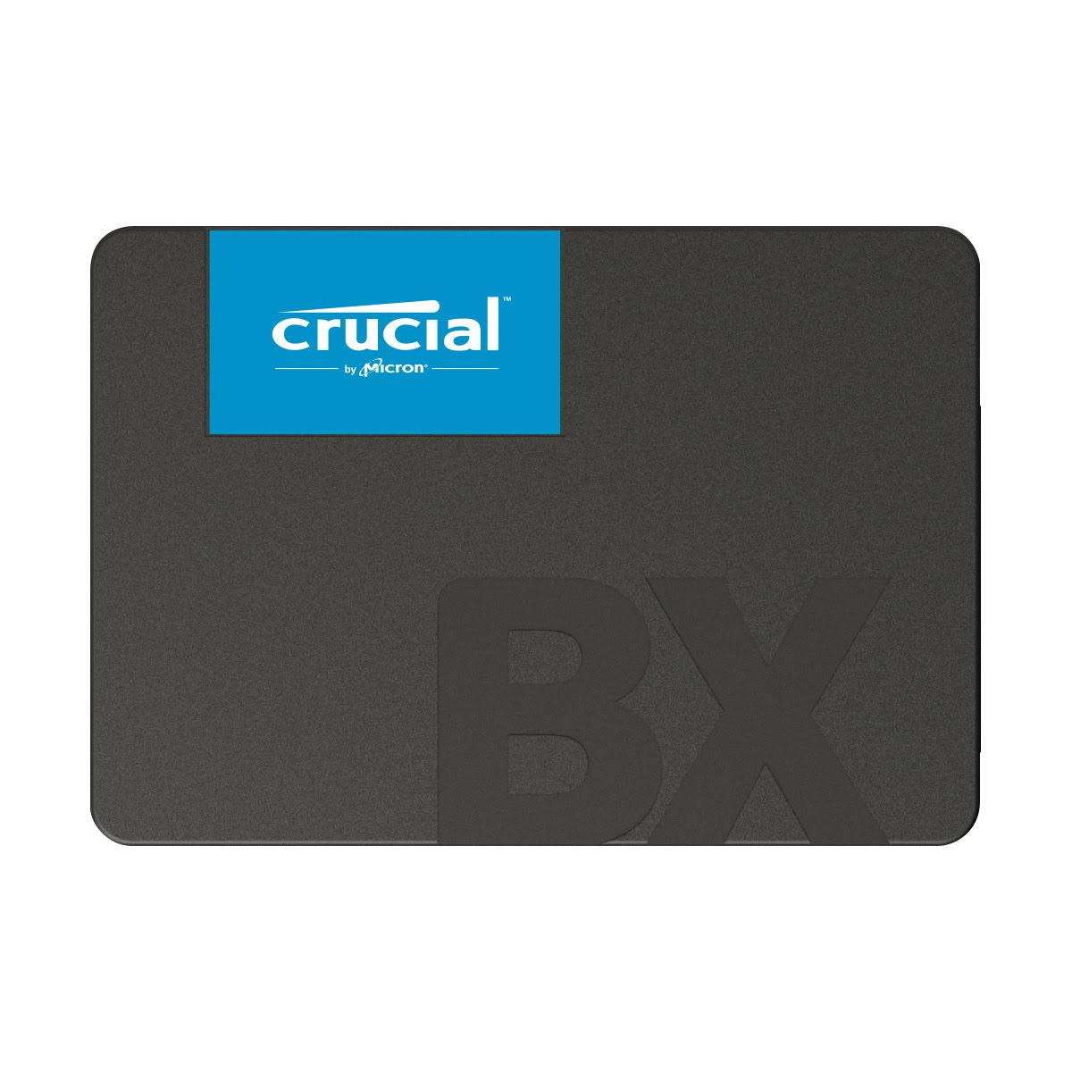 """BX500 120Go SATA III 2.5"""" (CT120BX500SSD1) - Achat / Vente Disque SSD sur Picata.fr - 0"""