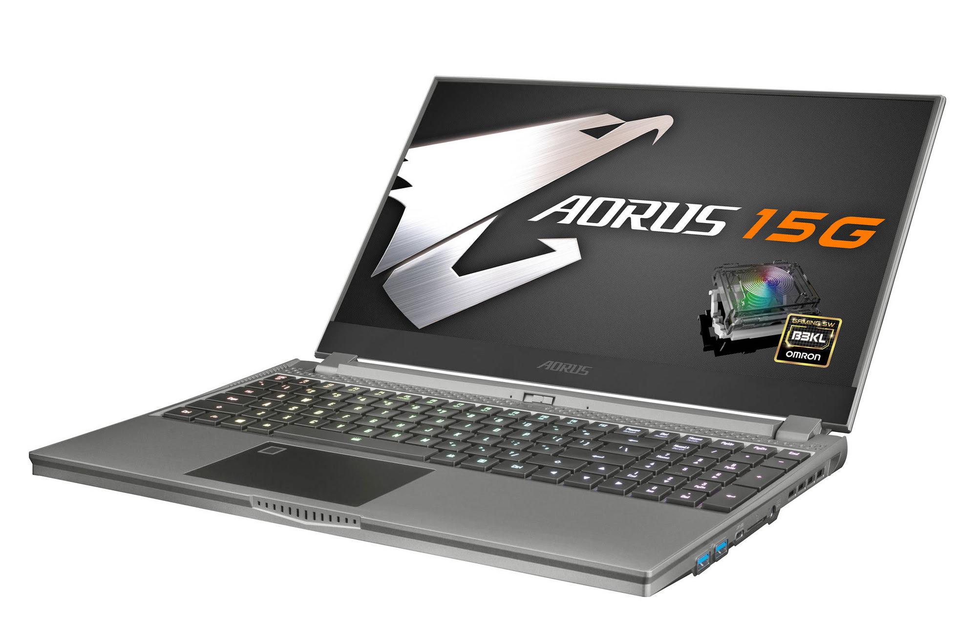 AORUS 15G SB-7FR1130MH (AORUS 15G SB-7FR1130MH) - Achat / Vente PC portable sur Picata.fr - 3