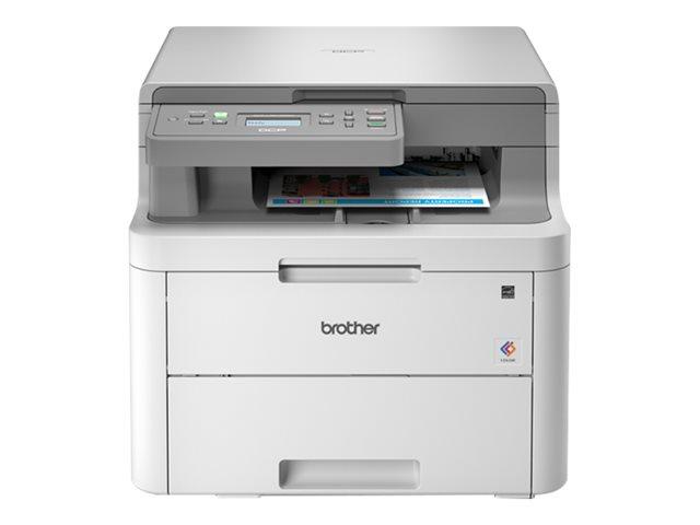 DCP-L3510CDW (DCPL3510CDWRF1) - Achat / Vente Imprimante multifonction sur Picata.fr - 2