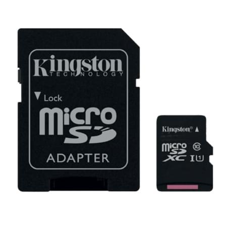 Carte mémoire Kingston Micro SDHC 16Go Class 10 + Adapt SDC10G2/16GB (SDC10G2/16GB --) - Achat / Vente Carte mémoire sur Picata.fr - 0