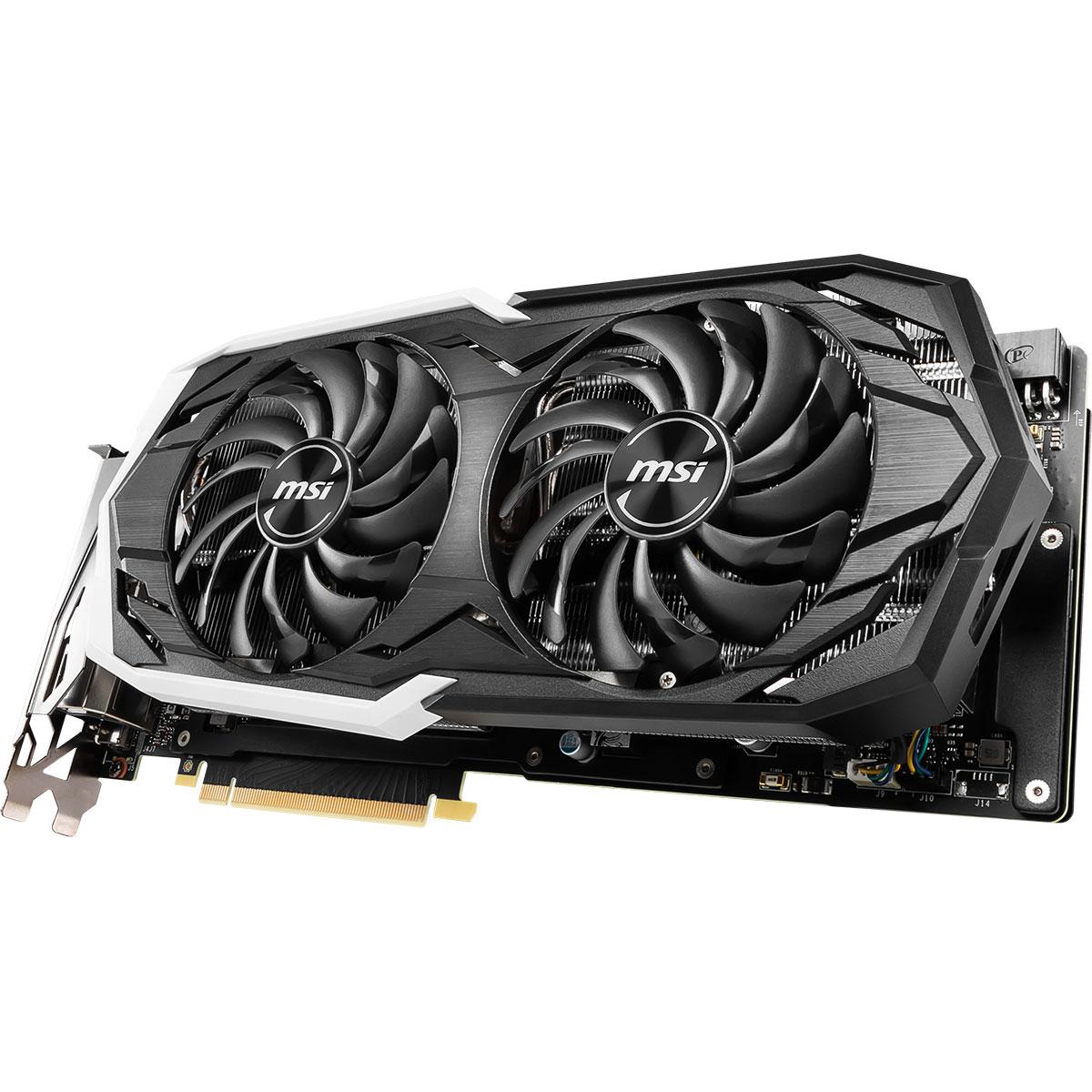 GeForce RTX 2070 ARMOR 8G OC (912-V373-226 --) - Achat / Vente Carte graphique sur Picata.fr - 3