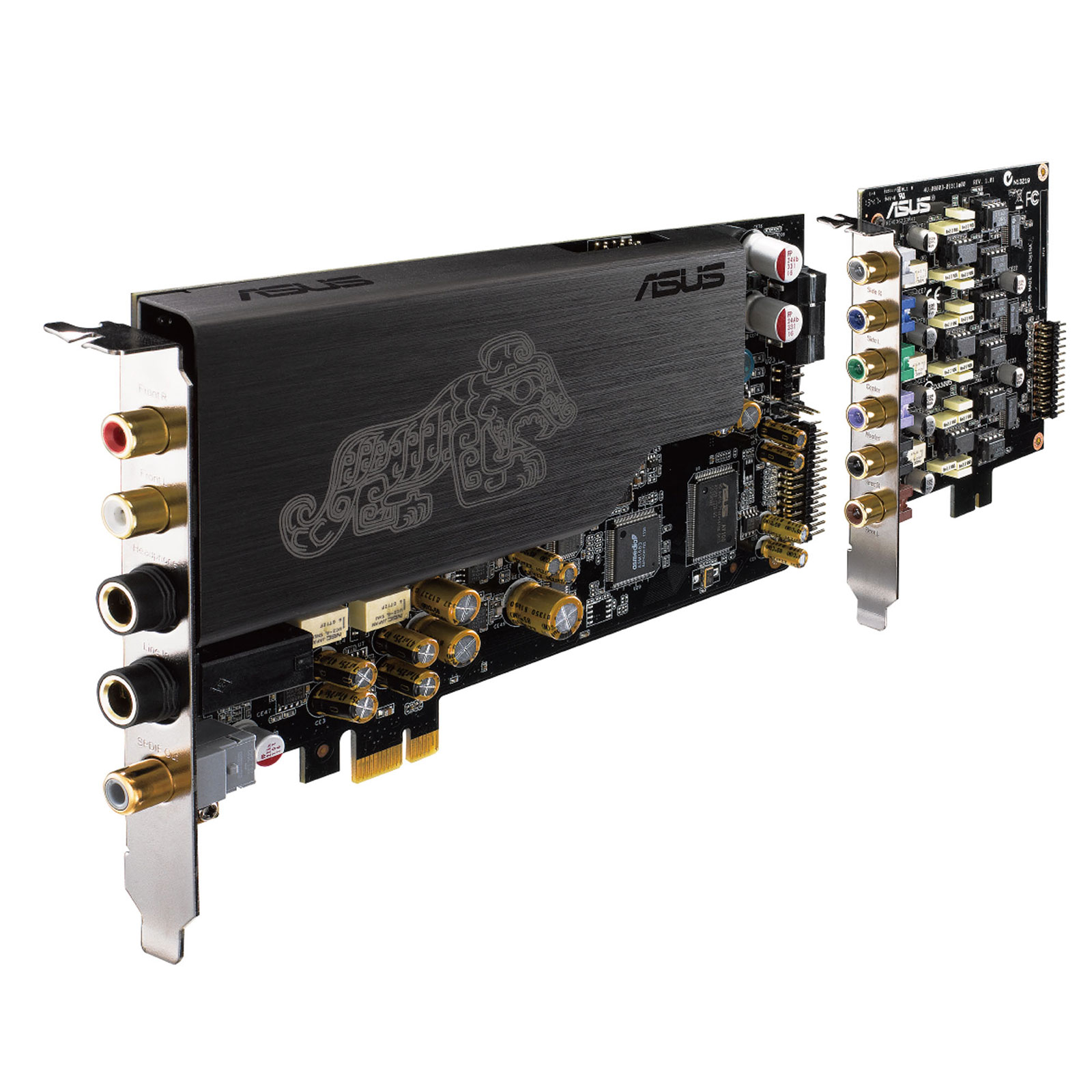 Xonar Essence STX II 7.1 PCI-E (90YA00NN-M0UA00) - Achat / Vente Carte son sur Picata.fr - 0