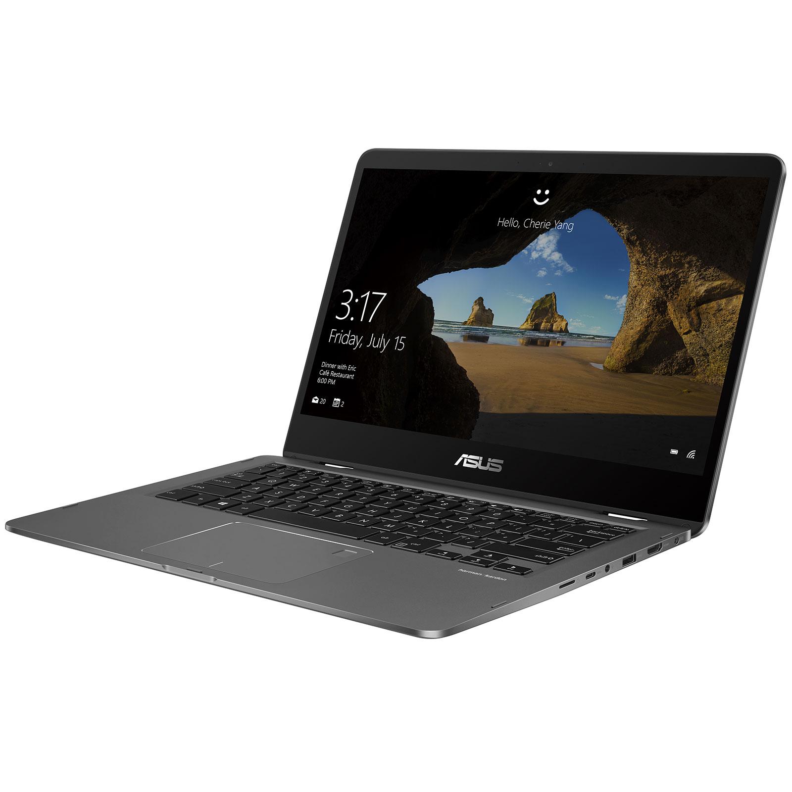 ZenBook Flip 14 UX461UA E1012RB (90NB0GG1-M02090) - Achat / Vente PC portable sur Picata.fr - 3