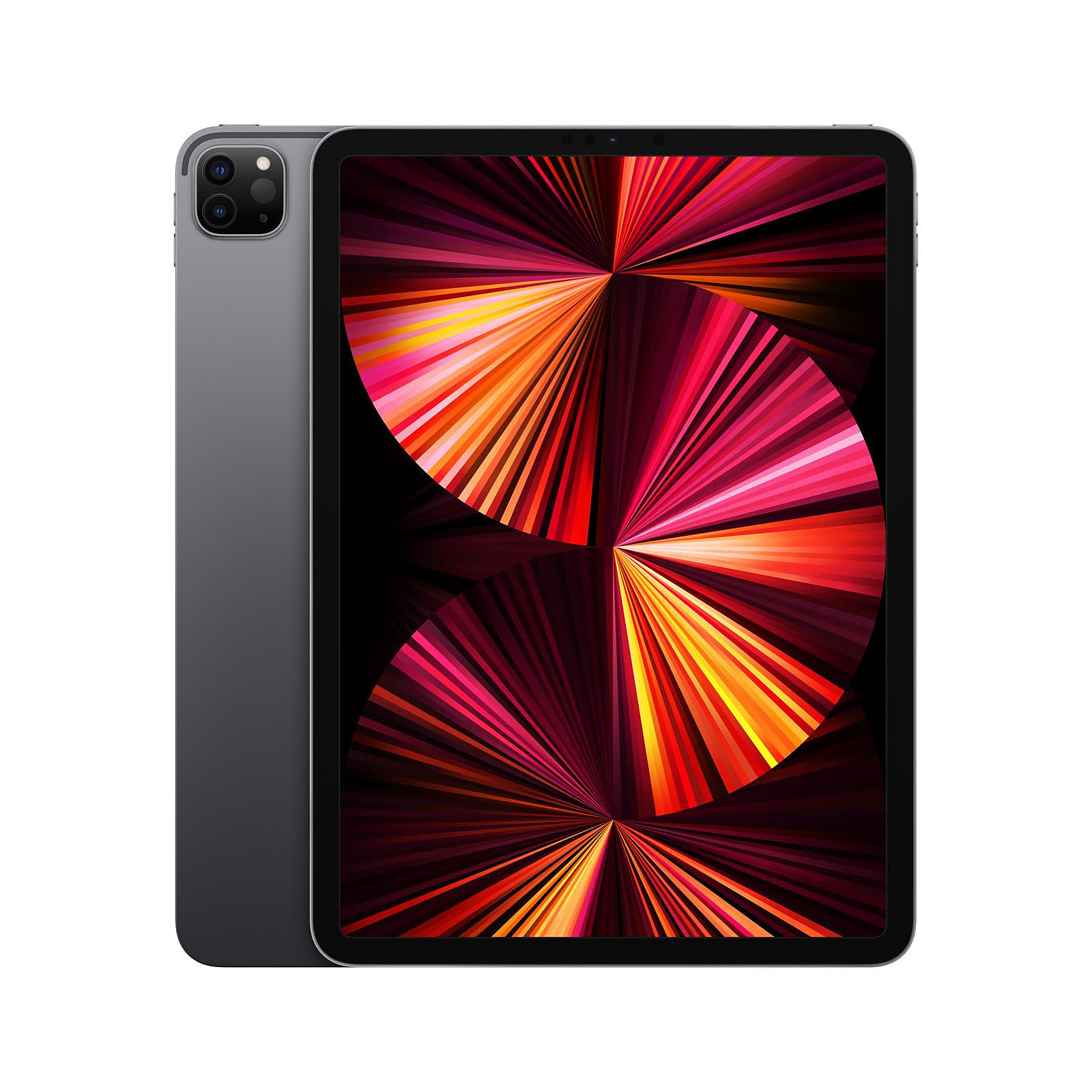 """iPad Pro 11"""" WiFi+Cell 512Go Gris Sid - MHW93NF/A (MHW93NF/A) - Achat / Vente Tablette tactile sur Picata.fr - 0"""