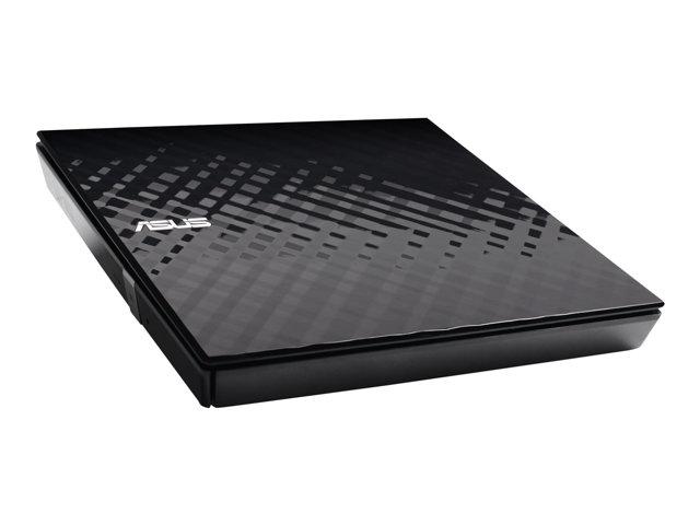Graveur Externe - USB2.0  DVD±RW (±R DL)/DVD-RAM  8x - SLIM - Noir (90-DQ0435-UA221KZ) - Achat / Vente Graveur sur Picata.fr - 1