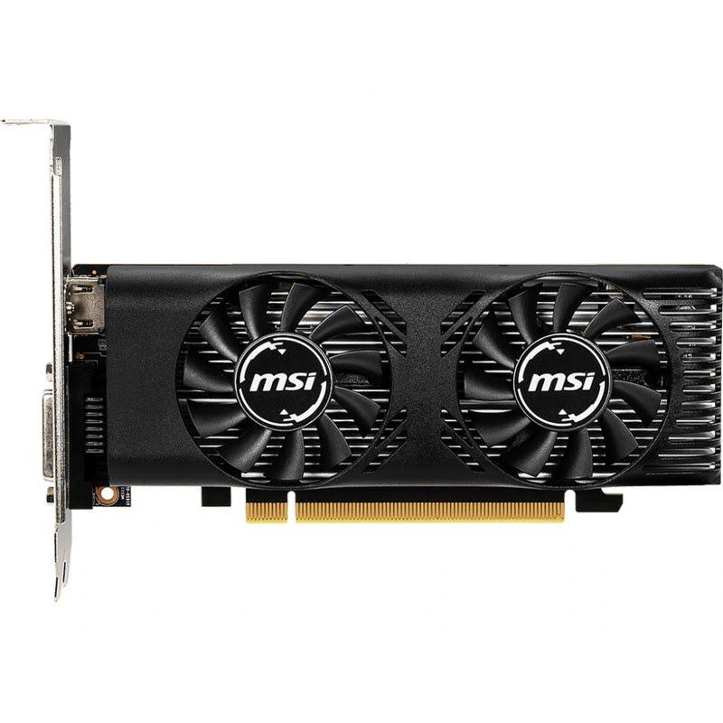 GeForce GTX 1650 4GT LP OC (912-V809-3287) - Achat / Vente Carte graphique sur Picata.fr - 4