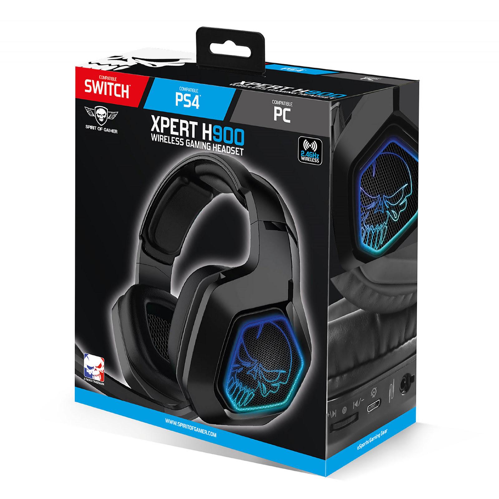 Xpert H900 (MIC-XH900) - Achat / Vente Micro-casque sur Picata.fr - 2