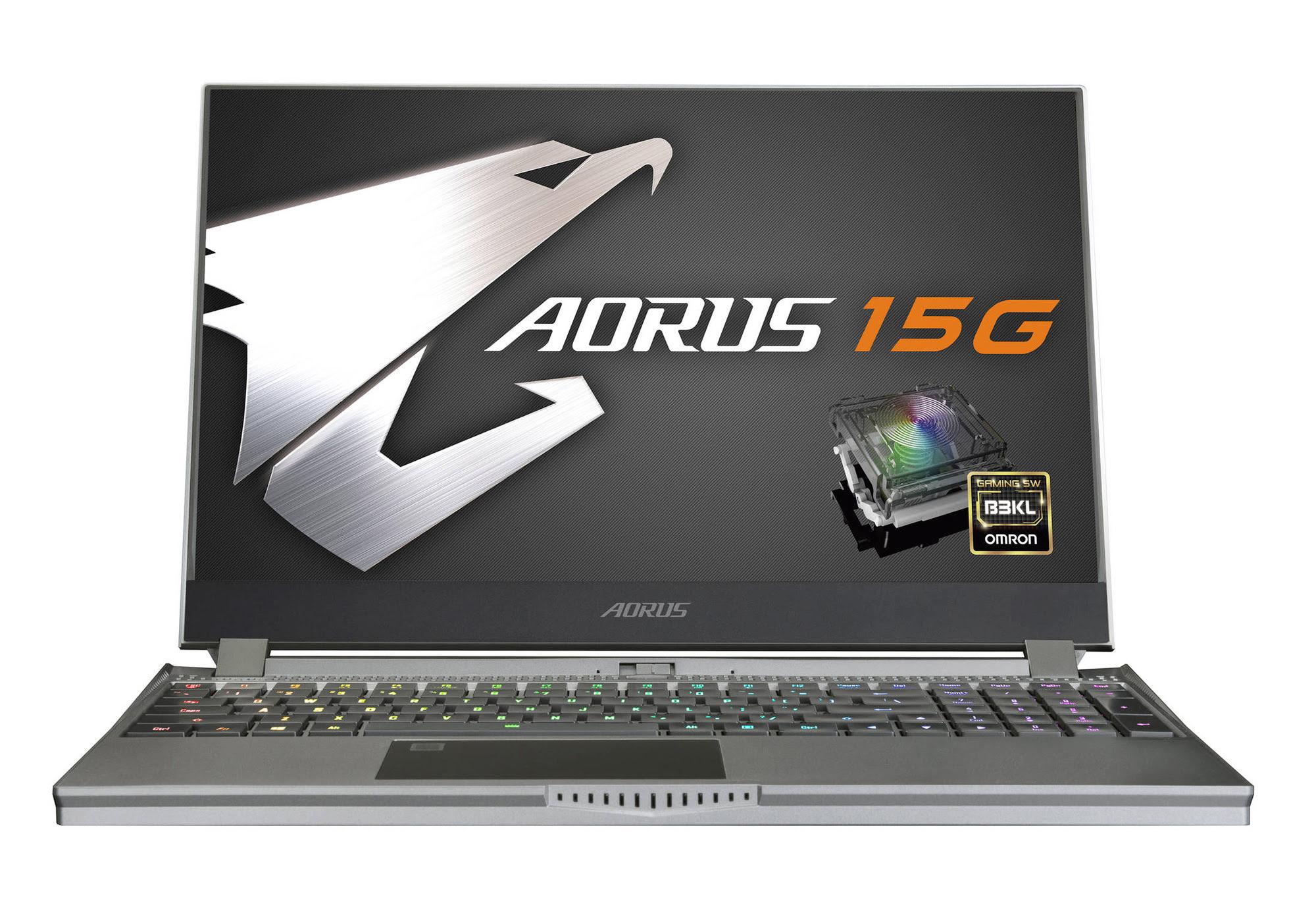 AORUS 15G SB-7FR1130MH (AORUS 15G SB-7FR1130MH) - Achat / Vente PC portable sur Picata.fr - 4