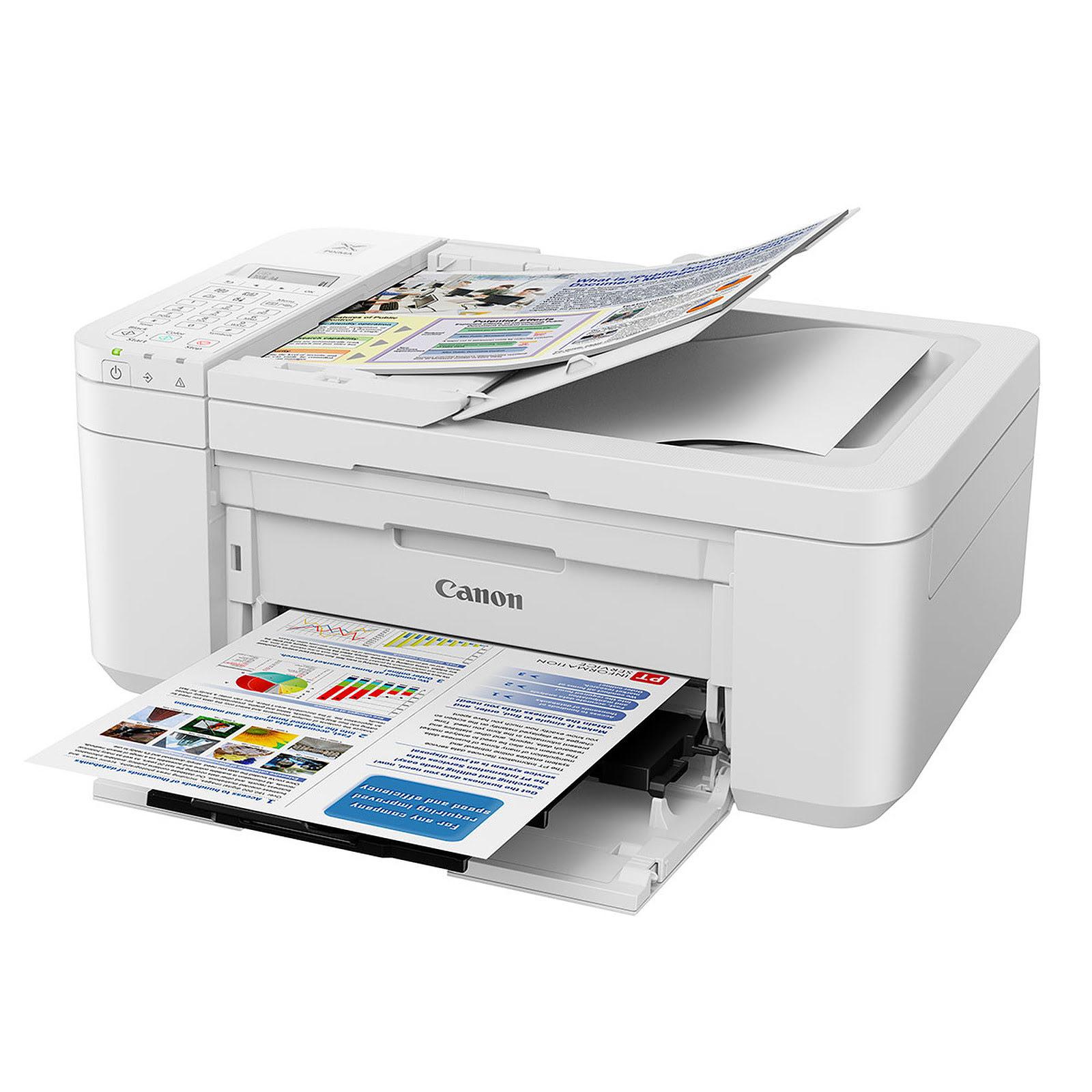 PIXMA TR4551 White # (2984C029 --) - Achat / Vente Imprimante multifonction sur Picata.fr - 3