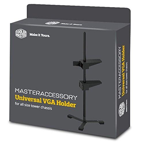 Accessoire boîtier Cooler Master Universal Graphics Card Holder - MCA-0005-KUH00 (MCA-0005-KUH00 --) - Achat / Vente Accessoire carte graphique sur Picata.fr - 2