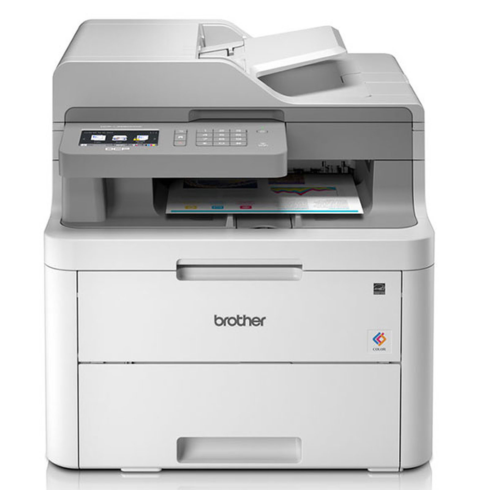 DCP-L3550CDW (DCPL3550CDWRF1) - Achat / Vente Imprimante multifonction sur Picata.fr - 0