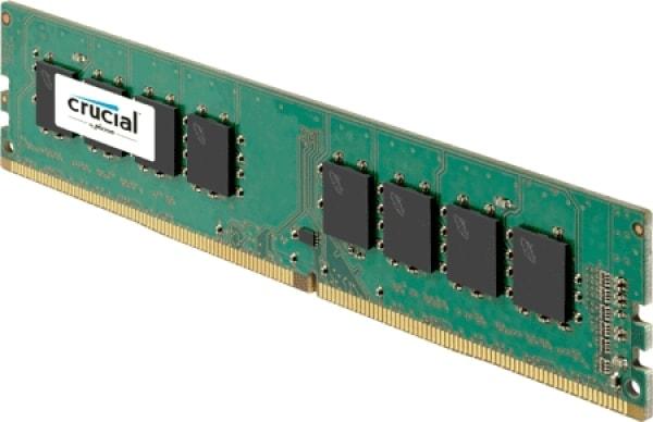 Mémoire PC Crucial 16Go DDR4 2400MHz PC19200 (CT16G4DFD824A --) - Achat / Vente Mémoire PC sur Picata.fr - 0