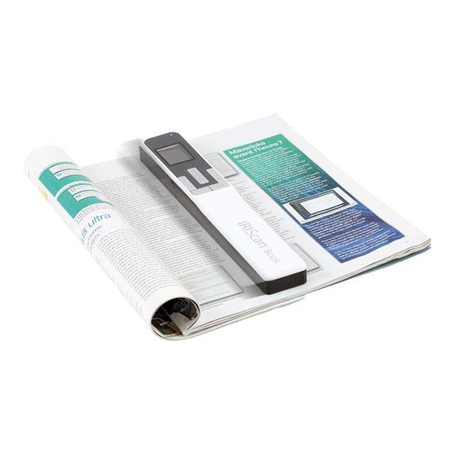 Scanner Iris IRIScan Book 5 Blanc (458739) - Achat / Vente Scanner sur Picata.fr - 0