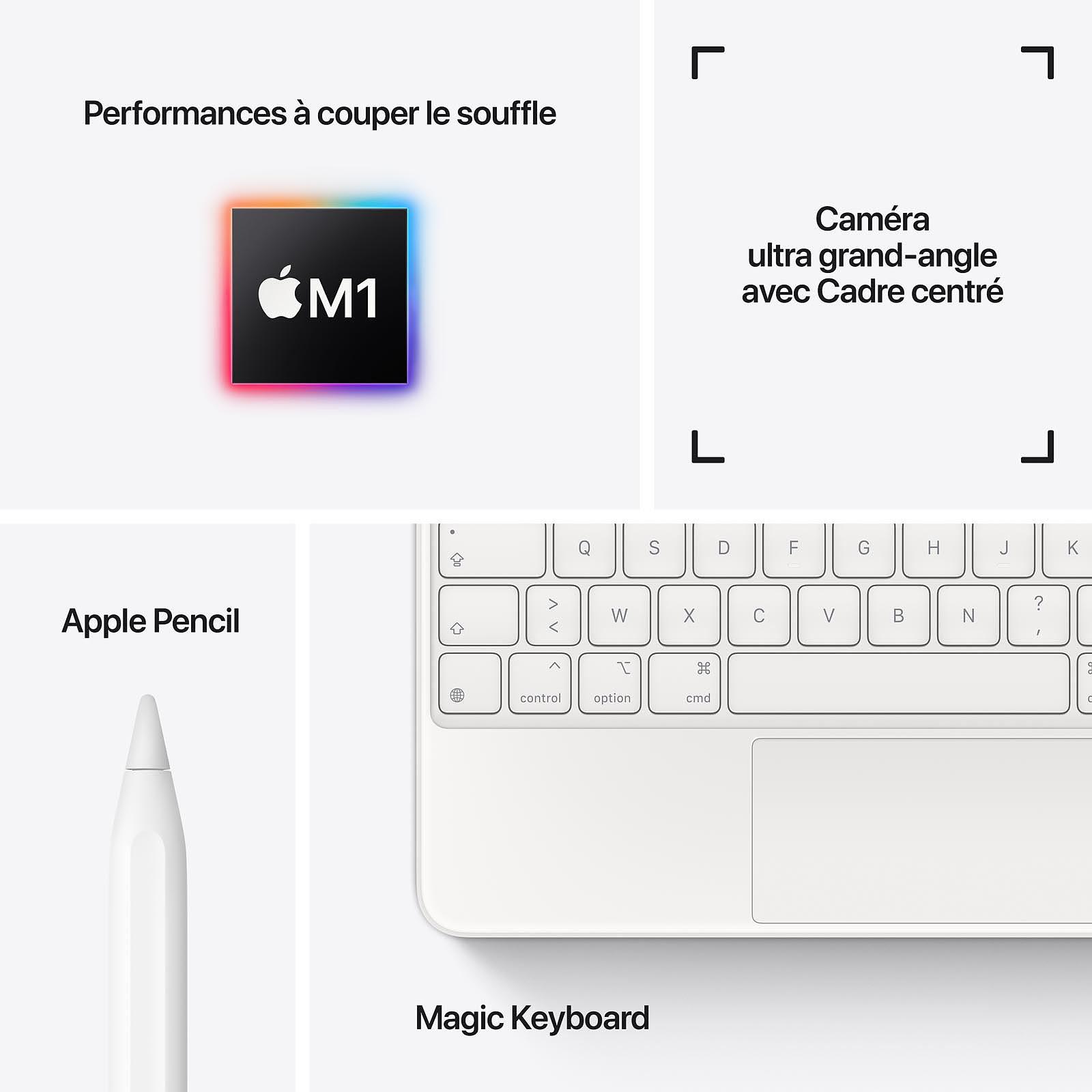 """iPad Pro 11"""" WiFi 256Go Gris Sidéral - MHQU3NF/A  (MHQU3NF/A) - Achat / Vente Tablette tactile sur Picata.fr - 2"""